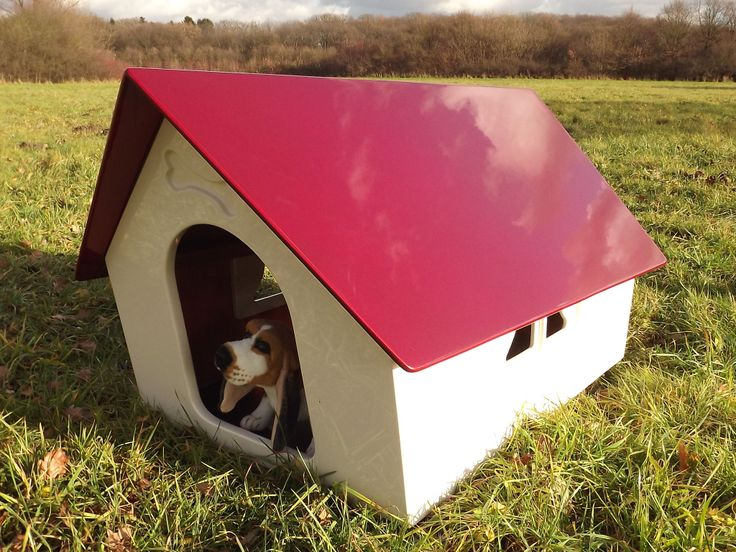 Highgloss Designer Hundehütte von individual-möbel.de, Shop: http://de.dawanda.com/shop/individual-moebel