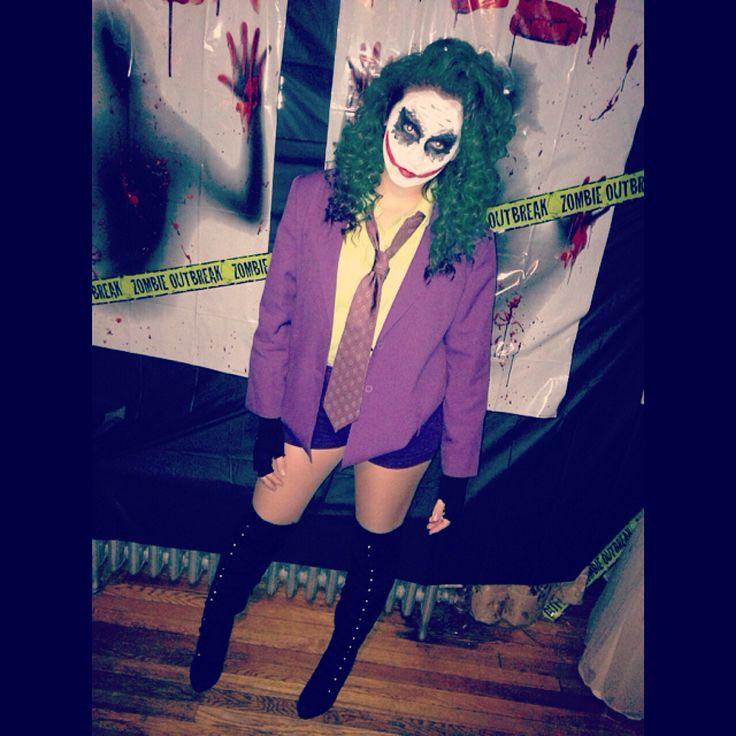 Visita nuestro post y descubre toda la información para elegir tu disfraz de del terrorifico payaso Joker. Existen versiones que seguro no conocías. #halloween #Joker #disfraz #costume