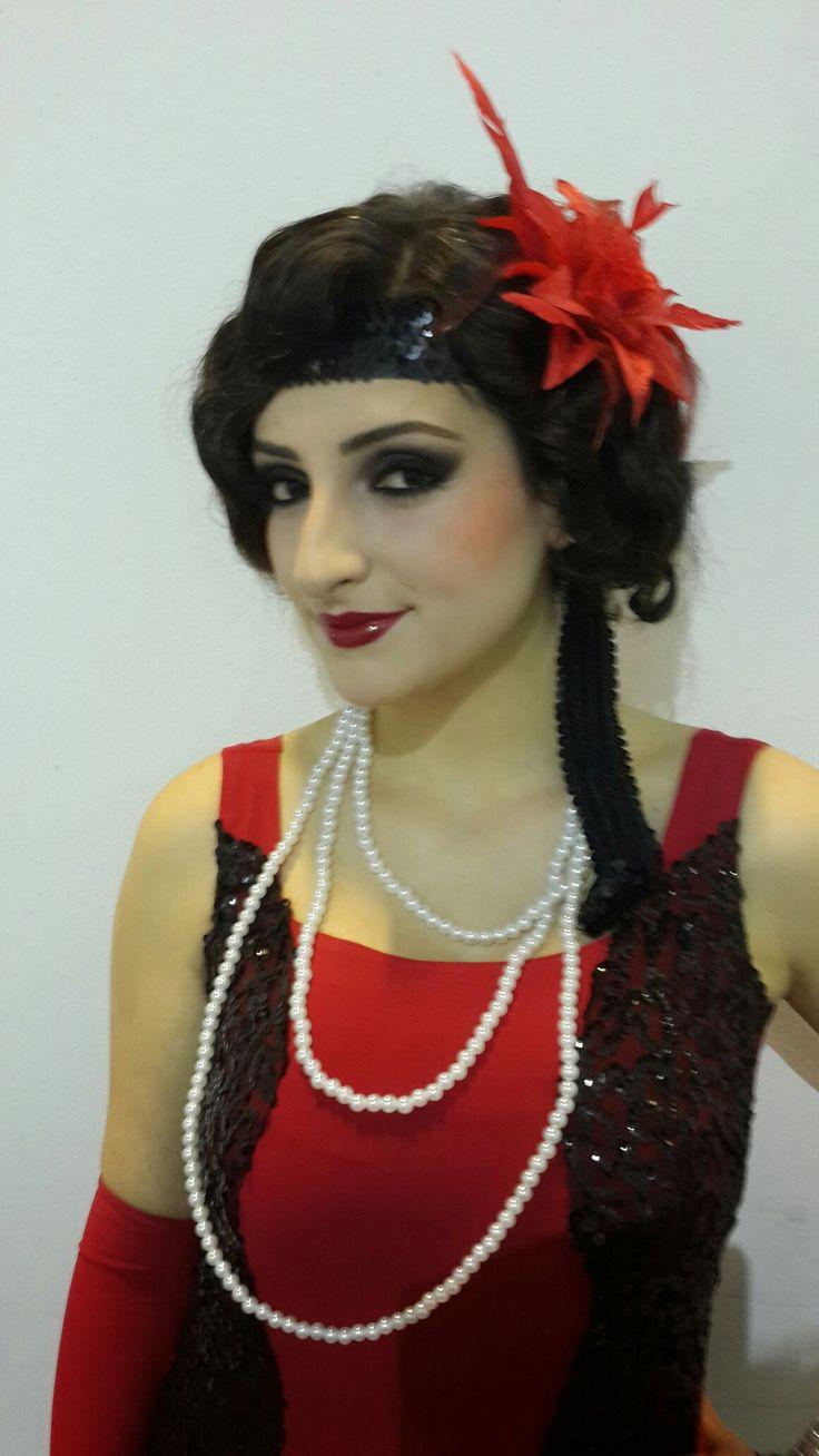 Show makeup