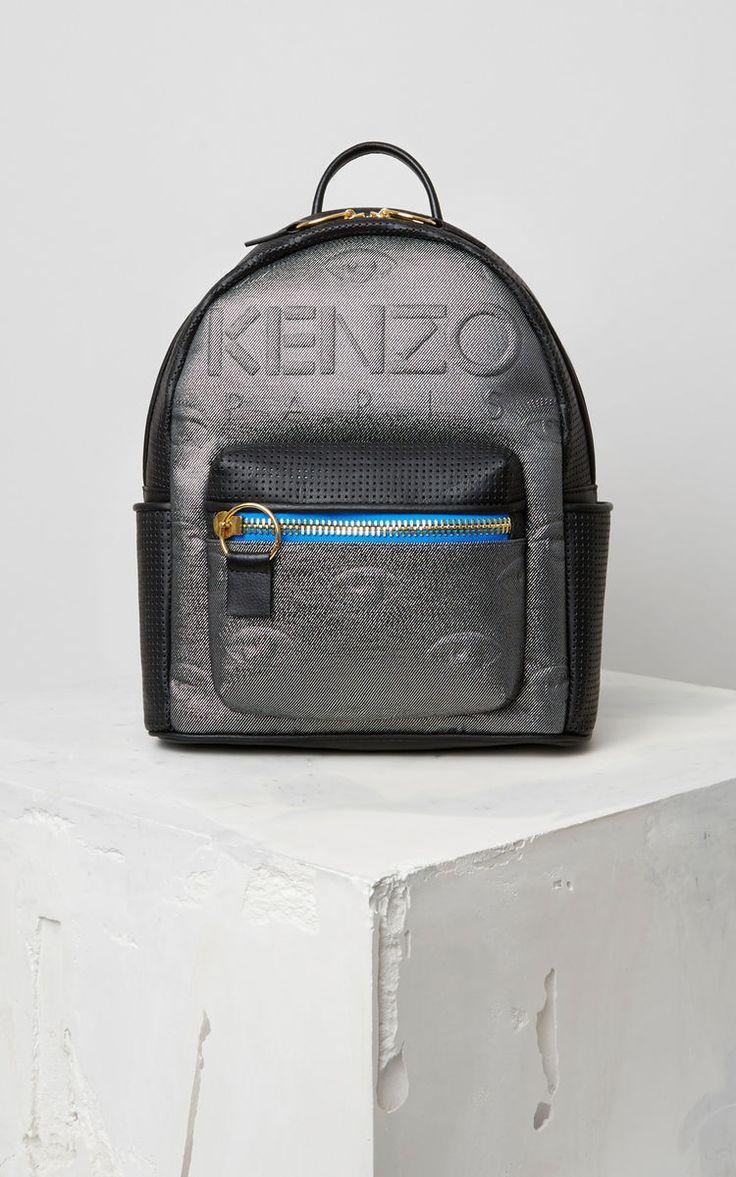 SILVER KENZO Kombo Backpack for unisex