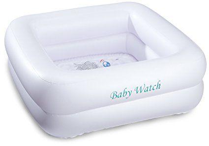 Friedola Baignoire pour bébé Blanc 85 x 85 x 33 cm