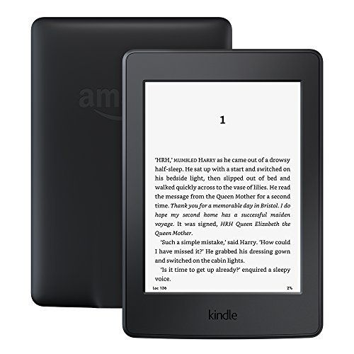Kindle Paperwhite E-reader 6 High-Resolution Display (300 ppi) with Built-in Light Wi-Fi (Black)  Includes Special Offers This is a great pick from the best selling products in Electronics category in UK. Click below to see its Availability and Price in YOUR country.