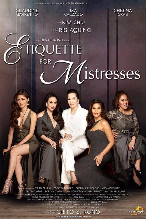 Watch->> Etiquette For Mistresses 2015 Full - Movie Online