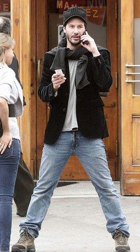 Keanu Reeves - foto publicada por kanderson