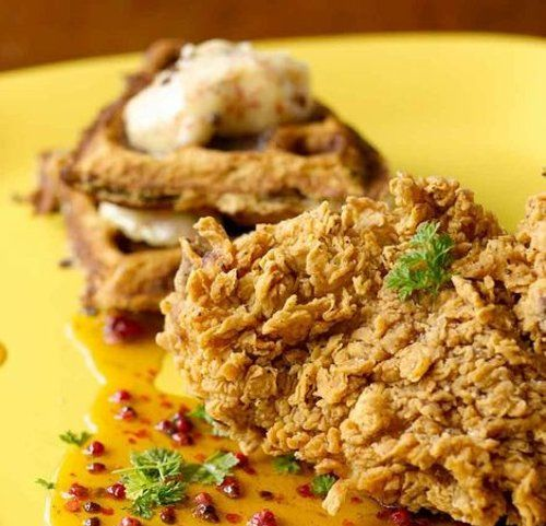 Bobby Flay Fried Chicken and Waffles: A Recipe with Soul