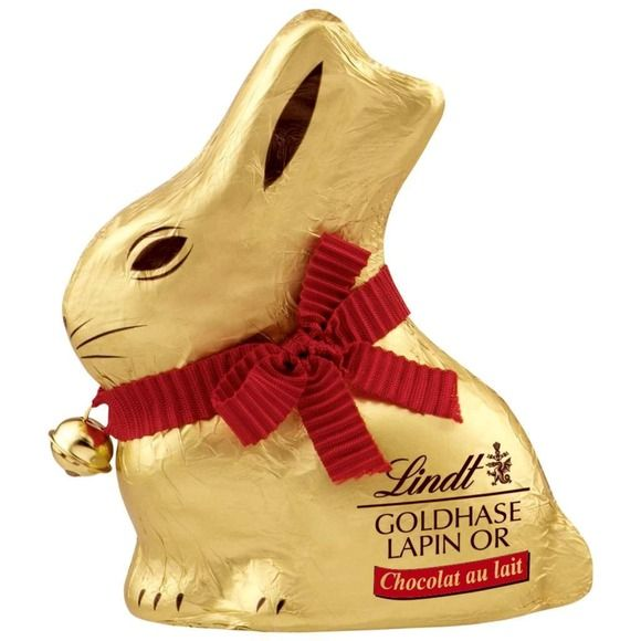 Lindt lapin or #Chocolat #LeGuide