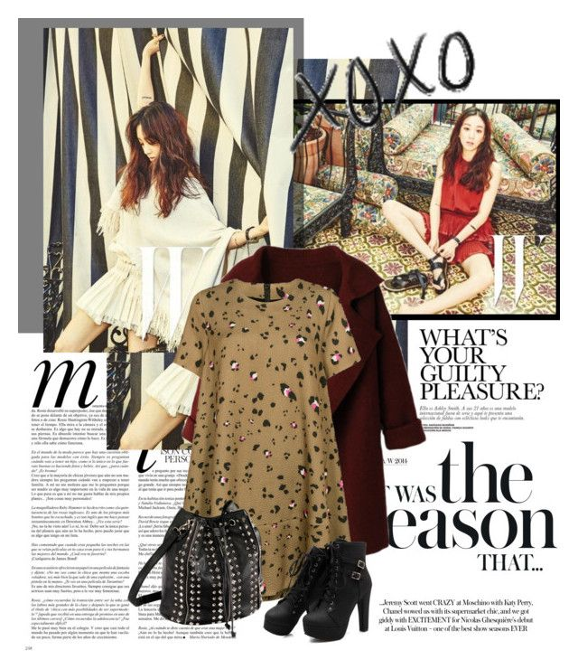 """1125. Jung Ryeo Won"" by oh-pororo ❤ liked on Polyvore featuring Whiteley, Essentiel, WMAGAZINE, jungryeowon and koreamagazineeditorial"