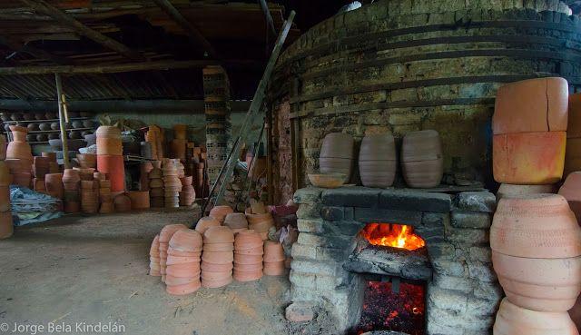 Carmen del Viboral: historia de dos hornos | Que pena con Usted Horno artesano
