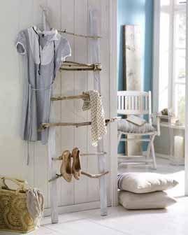 ...Ideas, Beach House, Coats Racks, Beach Cottages, Ladders, Summer Deco, Diy, Beachhouse, Shoes Racks