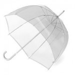 Totes Adult Clear Bubble Umbrella
