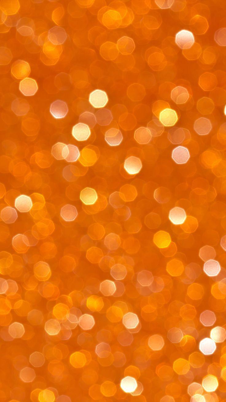 #orange #glare #bokeh #abstract #wallpaper #lockscreen  | Abstract HD Wallpapers 6