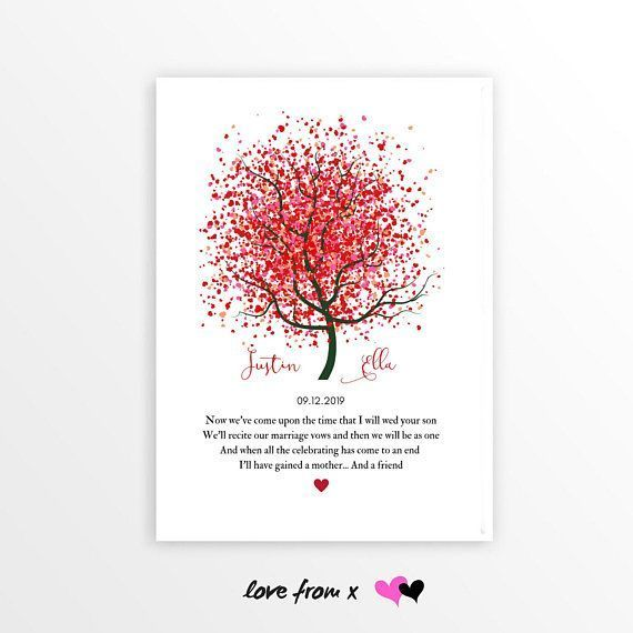 Wedding Gift For Couple Personalized Gift For Bride And