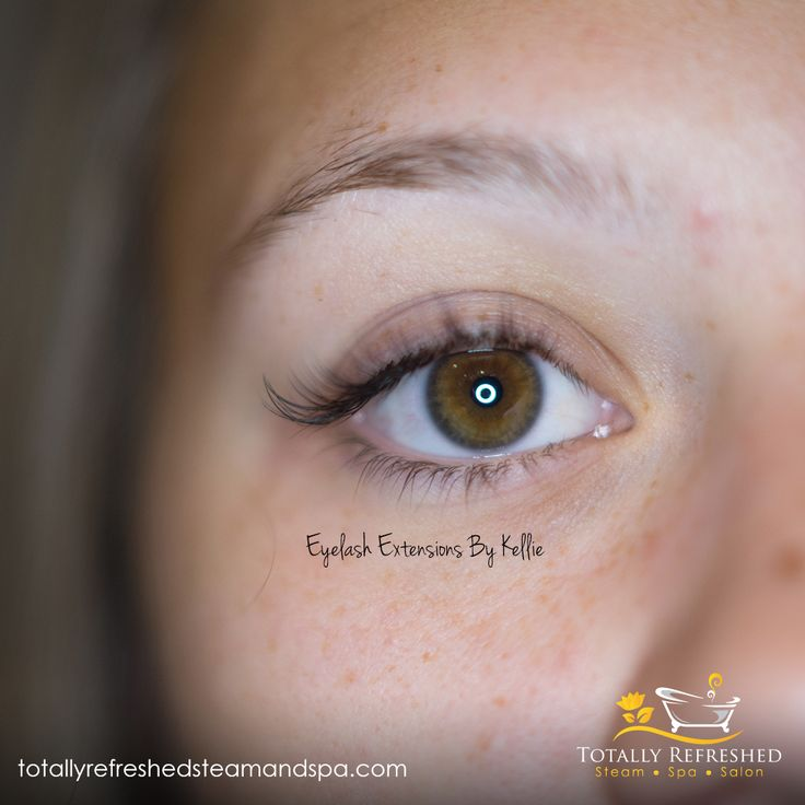Eyelash Extensions - Fall Make Up Trends - No Make up for Days - Red Deer Hair Salon - Totally Refreshed Steam Spa Salon