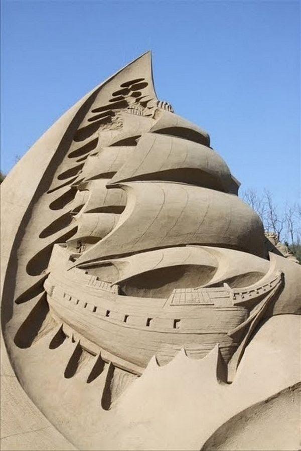 Die besten Sandskulpturen, die ihr heute sehen werdet | Design/Kunst | Was is hier eigentlich los? | wihel.de