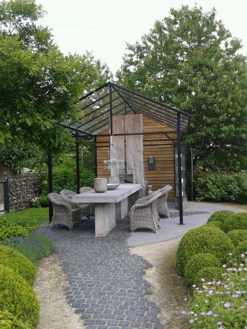 grey garden styl @Matty Chuah gardens of appeltern