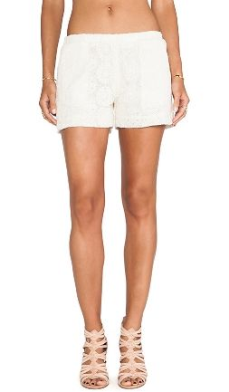 White Lace Shorts - Shop for White Lace Shorts on Resultly