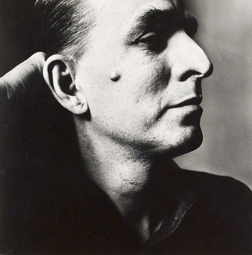 Ingmar Bergman by Irving Penn / /Great pic of  Ingmar Bergman, actress extraordinaire !