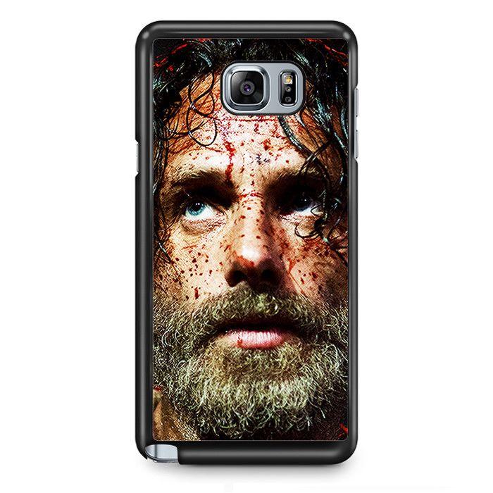 Bleding Rick TATUM-1900 Samsung Phonecase Cover Samsung Galaxy Note 2 Note 3 Note 4 Note 5 Note Edge