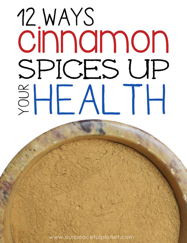 Did you know that good health can be as close as your spice rack? Learn the health benefits of cinnamon a spice that not only tastes good but can heal!