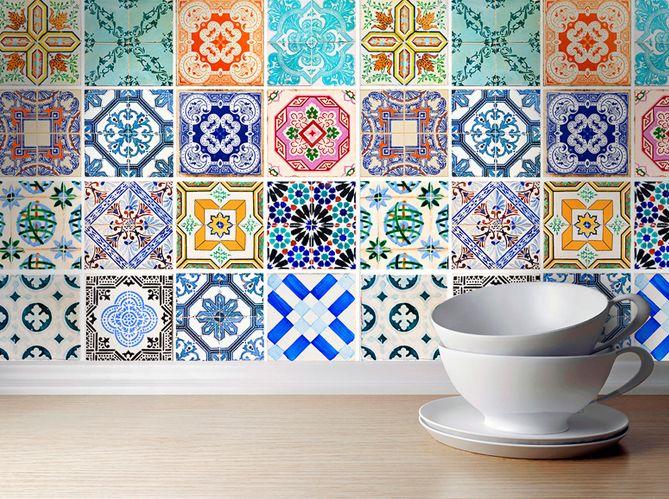 Charmant Les 25 Meilleures Idées De La Catégorie Carrelage Adhesif Sur Pinterest    Carrelage Adhésif Cuisine, Adhésif Et Renovation Cuisine