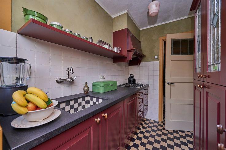 Jaren30woningen.nl | Keuken in #jaren30 stijl