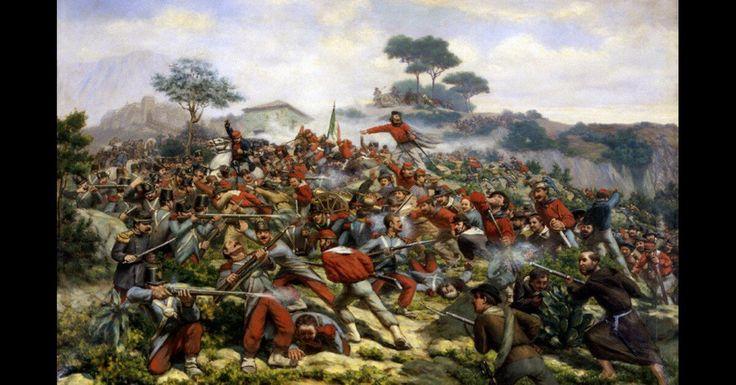 Giuseppe Garibaldi, the Guerrilla Commander Who United Italy