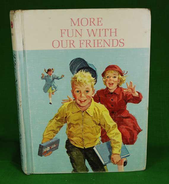 vintage dick and jane books eBay