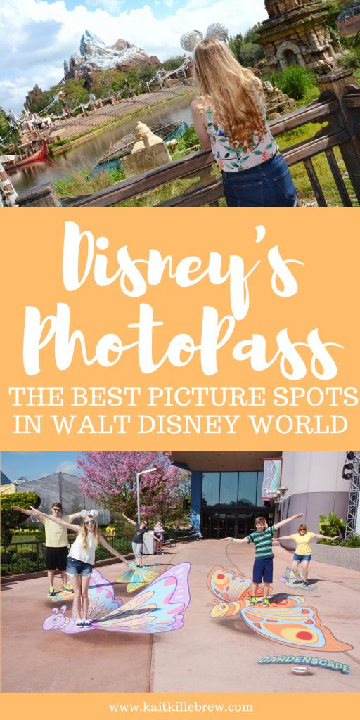 Disney's PhotoPass | Best Photos To Take at WDW | WDW Tips | Walt Disney World Vacation Planning | Kait Around the Kingdom