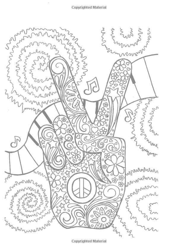 free new age coloring pages - photo#2
