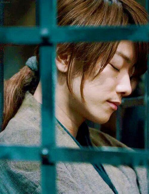 Takeru Sato as Kenshin Himura. Rurouni Kenshin live action ...