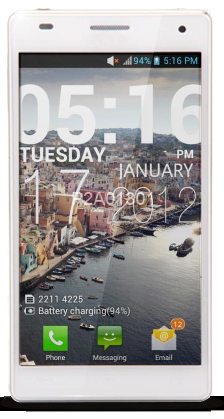 LG Optimus 4X HD mobiltelefon hos Phone House