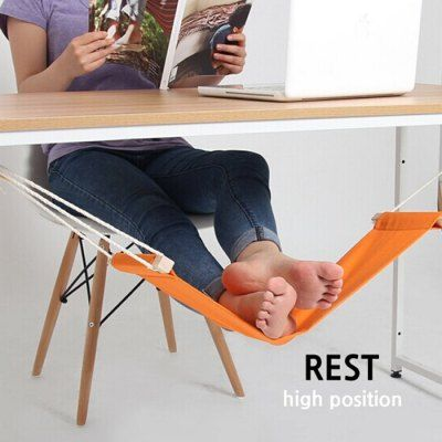 Just US$12.97, buy Portable Foot Hammock online shopping at GearBest.com Mobile.