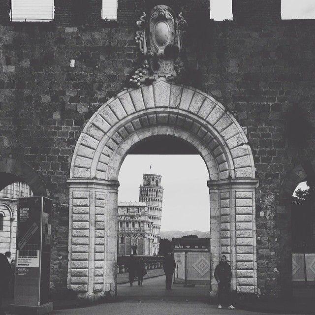 Postcard from Pisa | #latergram