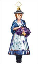 The 2013 Broadway Cares Legends Series  - Julie Andrews as Eliza Doolittle Ornament