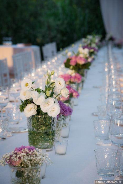 Come Decorare I Tavoli Di Matrimonio Rettangolari Tutti Gli Step Da