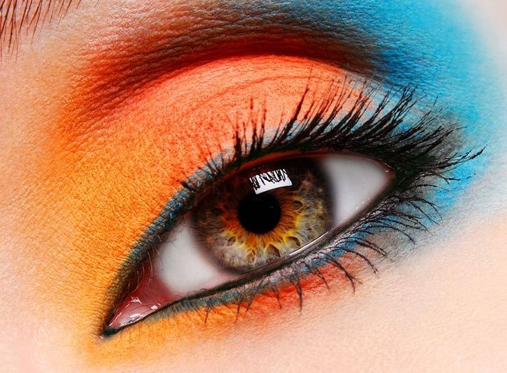 Yellow - Orange - Turquoise Magic