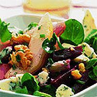 Dolcelatte and Sweet Pear Salad