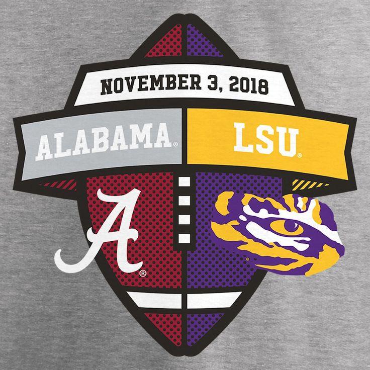 Fanatics Branded Alabama Crimson Tide vs. LSU Tigers