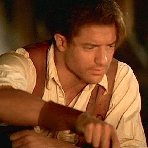 Young Brendan Fraser The Mummy 25+ bästa Brendan...