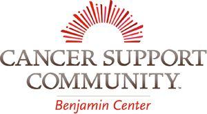 Cancer Support Community Benjamin Center - http://www.freshcancernews.com/cancer-support-community-benjamin-center/