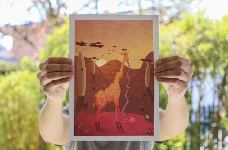 SKILLSHARE SERIES: CHRIS LEAVENS | How Far From Home #HFFH_creates