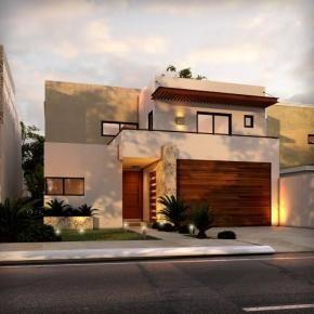 mudarseamerida.com- Bienes Raíces Parque Central-Casas estilo californiano
