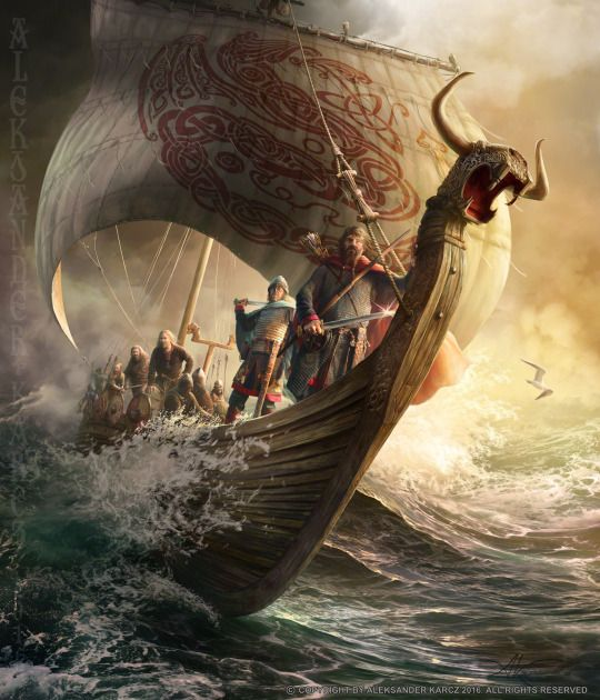 99 best Vikings images on Pinterest | Norse mythology ...
