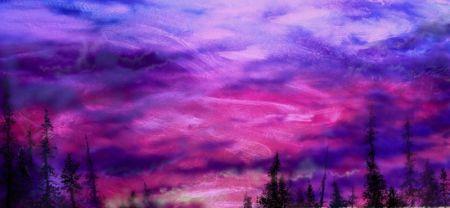 Ted Hayward - Hayward_amazing Sunset