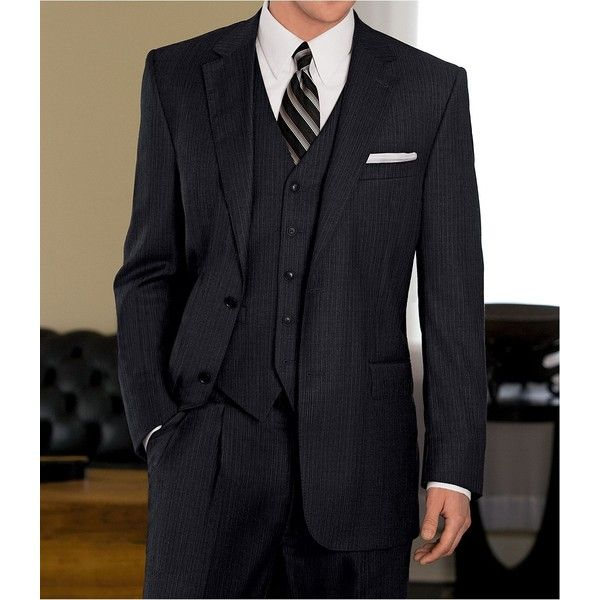 Men's Suit Rentals for Weddings, Proms, Formal Events, Special... ❤ liked on Polyvore featuring men's fashion, men's clothing, men's apparel and mens clothing