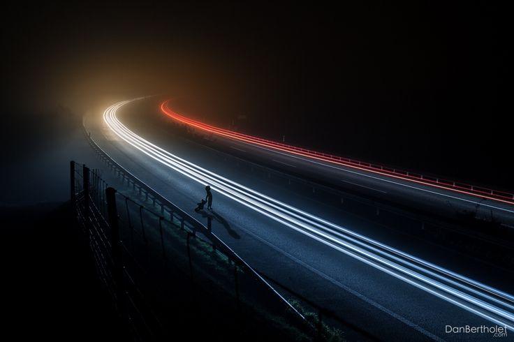 La fillette du viaduc by Dan Bertholet on 500px
