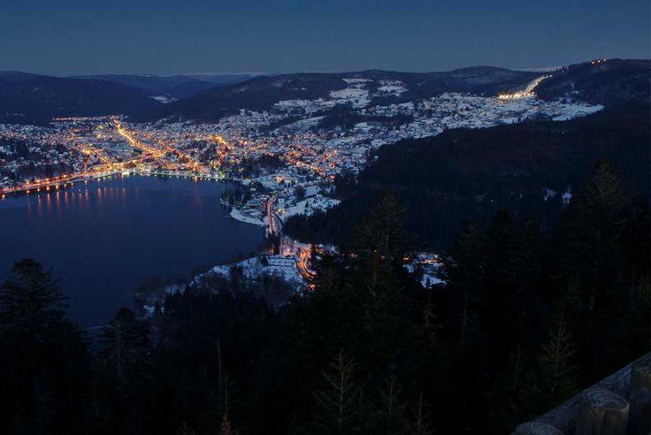 Office de Tourisme de Gérardmer - Gérardmer Hautes Vosges Tourisme - votre location de vacances dans le massif des vosges