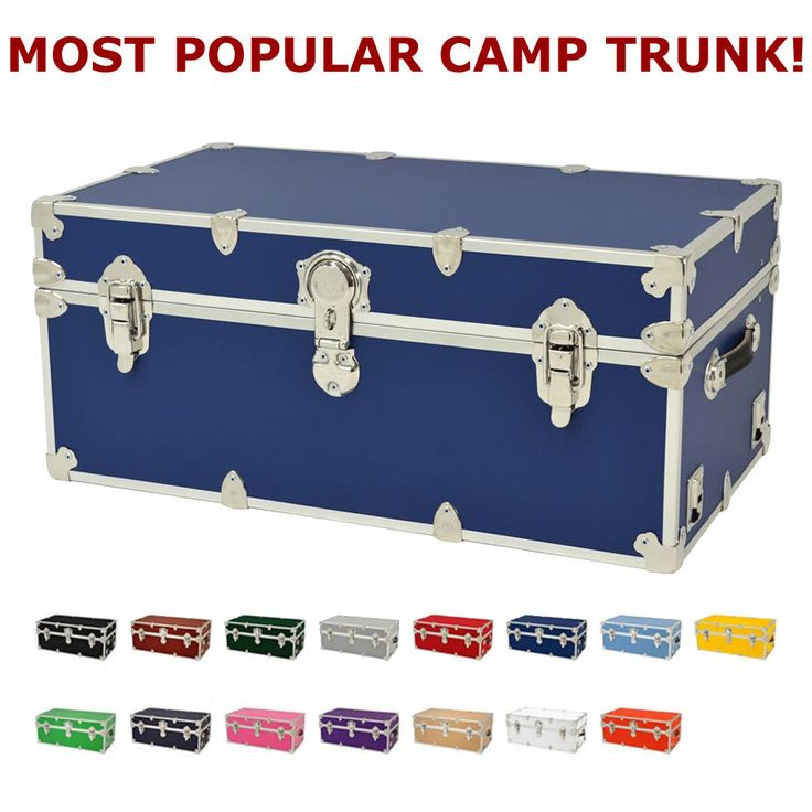 Free shipping offers and customer reviews on Rhino Sticker Camp and College Trunks and Rhino camp and college footlockers.  Gear up for summer camp, college and beyond at CampBound.com.