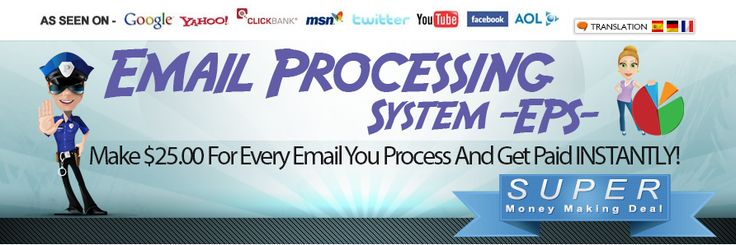 e mail procesing - Home