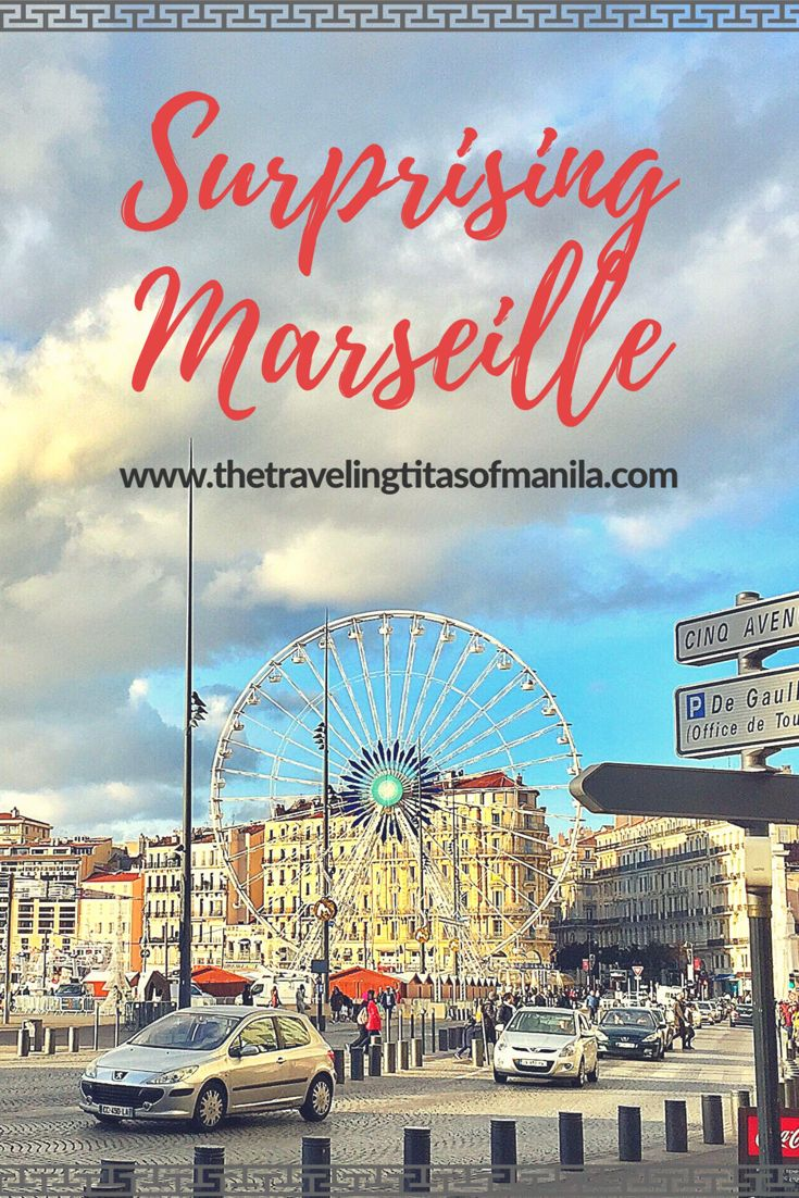 """A city in the south of France """"introduced"""" to me by Julia Child, I came face-to-face with a Marseille that I did not expect to find."""